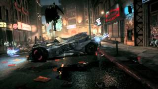 Batman: Arkham Knight - Conviértete en Batman