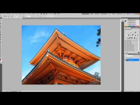 สอนใช้ Adobe Photoshop Cs5 ขั้นพื้นฐาน part1