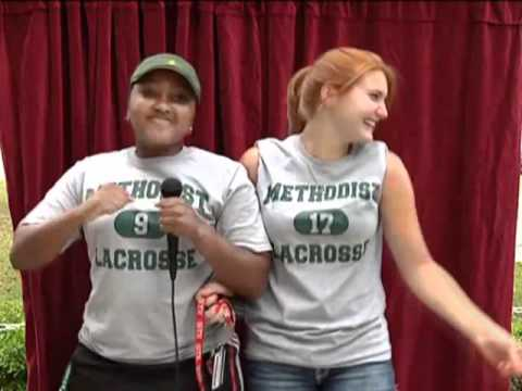 Lacrosse Girls Can Bust A Move video