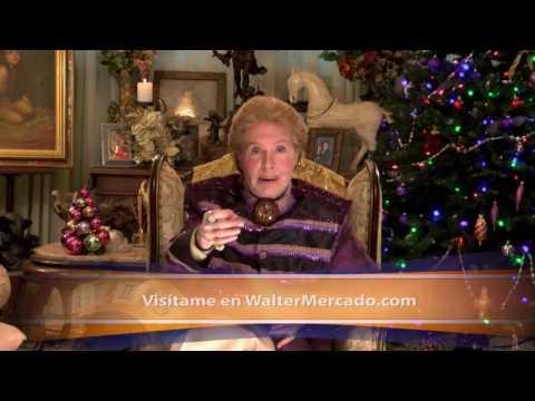 Mensaje de Navidad por Walter Mercado