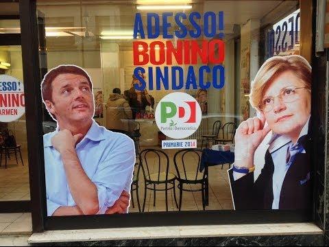 Inaugurazione sede elettorale Carmen Bonino Sindaco, Via Torino 174