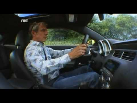 Fifth Gear - Camaro SS Review (BEST QUALITY)