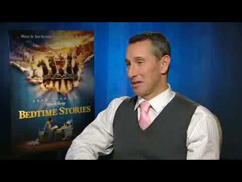 Director Adam Shankman Talks About His Film Bedtime Stories