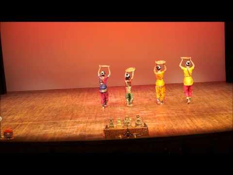 Raghupati Radhav : Kuch Kuch Hota Hai: Bharatnatyam Dance