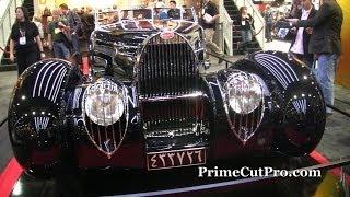 1939 Bugatti Type 57c - SEMA Car Show