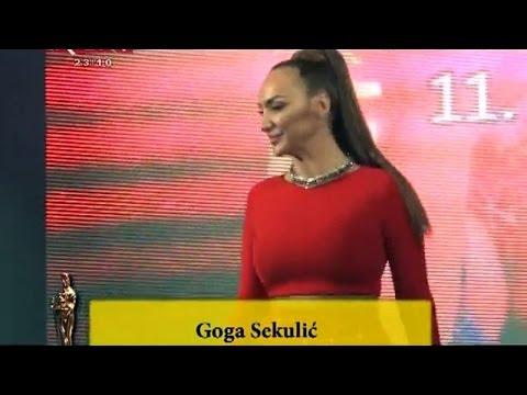 Goga Sekulic - Rekord sam oborila - (Beogradski pobednik 2014)