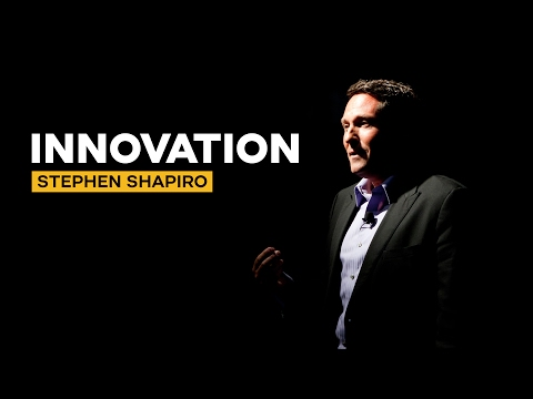 Steve Shapiro s Innovation Keynote Clips