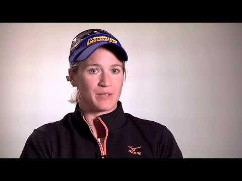 Dr. Amanda Stevens, Racing 2011 Ironman Arizona