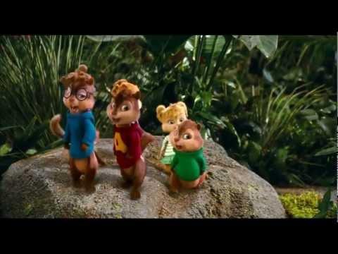 Alvin y Las Ardillas 3 - Teaser Trailer Oficial Subtitulado Latino - FULL HD & H.264 BLU RAY