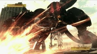 Metal Gear Rising_ Revengeance - Steel Tail Achievement Guide