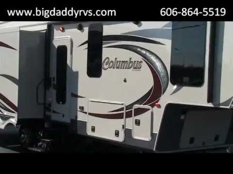 Columbus 295RL at Big Daddy RVs