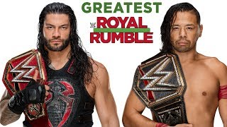10 Late Breaking Rumors WWE Greatest Royal Rumble 2018 - New Champions Planned