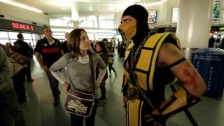 Scorpion the ladies man