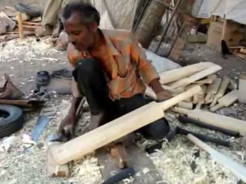 Roadside Carpenter in India