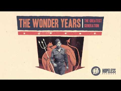 The Wonder Years - The Devil In My Bloodstream video