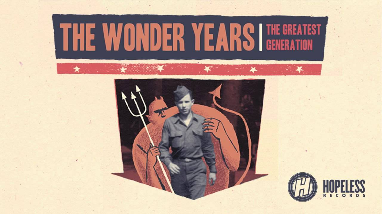 The Wonder Years - The Devil in My Bloodstream Lyrics ...