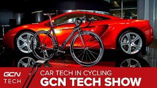 Influential Car & Motorsport Technology In Cycling | The GCN Tech Show Ep. 71