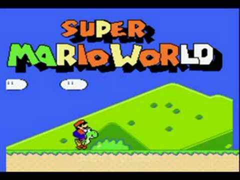 Super Mario World SNES and NES version comparison