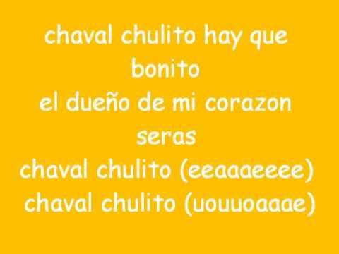 Floricienta - Chaval Chulito.