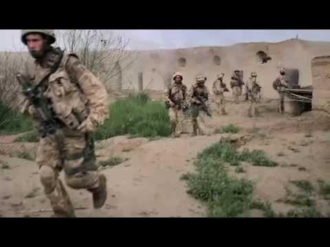 British Soldiers: Battle in Helmand Province