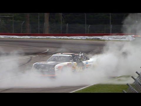 Finish @ 2014 NASCAR Nationwide Mid-Ohio