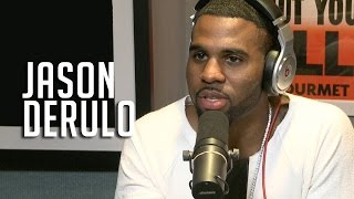 Exclusive! Jason Derulo clears the air about Jordin Sparks!