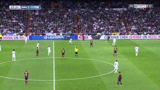 Real Madrid v FC Barcelona Full Match Replay  23 03 2014 Part 1