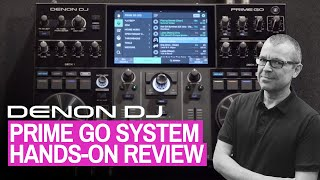 Hands-On Review: Denon DJ Prime Go System