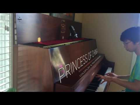 Princess of China | Coldplay feat. Rihanna | Piano Cover by Kha