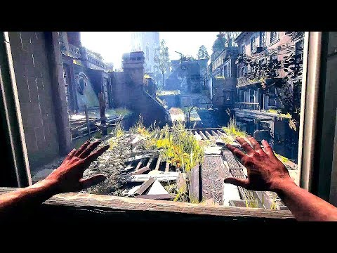 DYING LIGHT 2 Gameplay Demo (E3 2018)