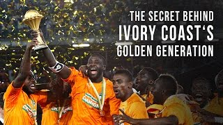 The Secret Behind Ivory Coast's Golden Generation | ASEC Mimosas