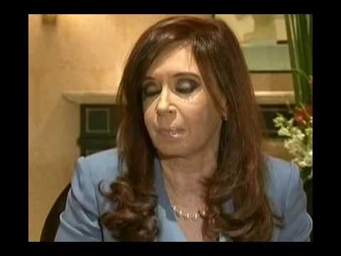 Cristina Fernandez y el matrimonio gay. Cristina Fernandez y el matrimonio ...