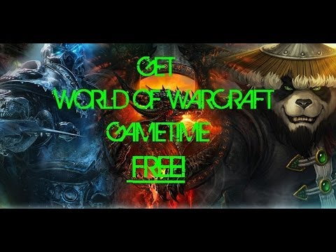 Free WoW Game Time