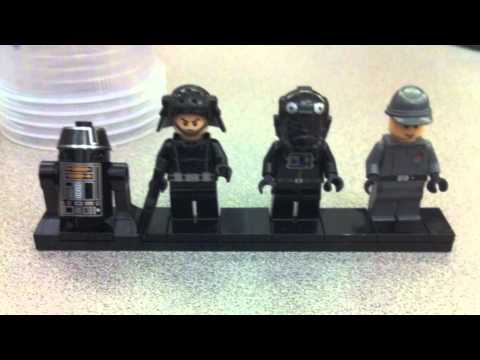 New Winter 2012 LEGO Star Wars Sets & Minifigures