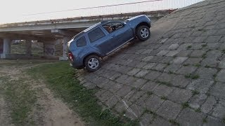 Renault Duster 4x4 AT, тест-драйв