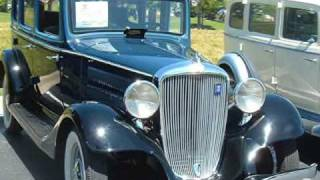 100 Years of Hudson Motor Cars