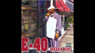 Watch E-40 If If Was A 5th video
