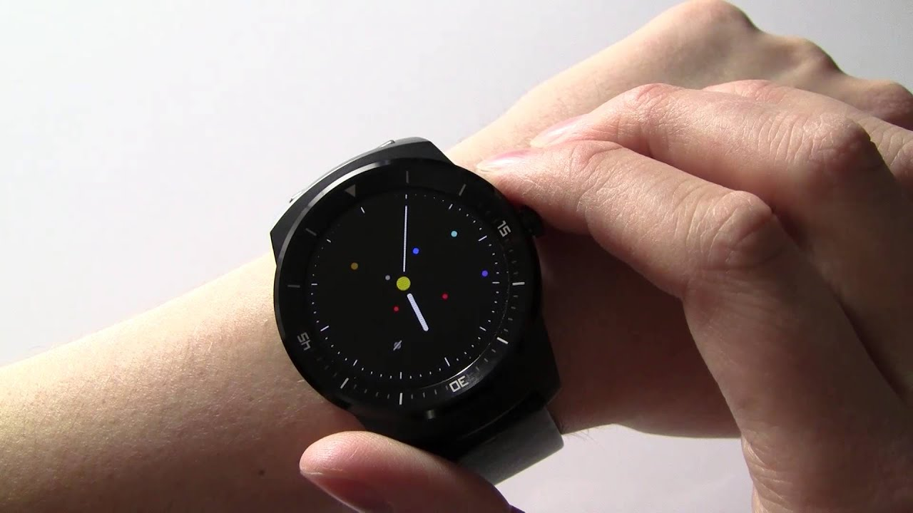 Planets Watch Face - Android Wear