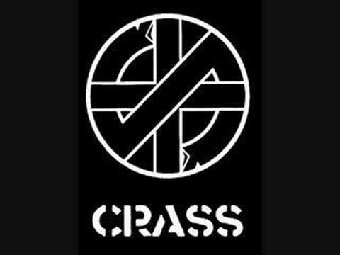 Crass - Banned From The Roxy