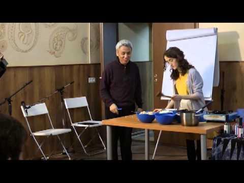 Кулинарный мастер-класс по макробиотике часть 3