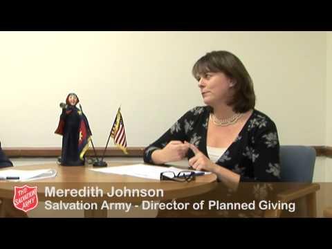 0 Meredith Johnson on Charitable Giving
