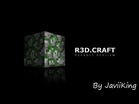 Como descargar e instalar el Paquete de Teturas RedCraft (Versión 1.6.4 y 1.6.2) By JaviiKing