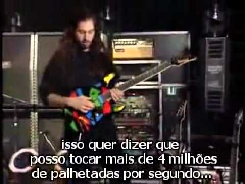 John Petrucci - Man Who Came Out The Earth