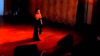 CAROLINA MARTINEZ TANGO - FESTIVAL DE TANGO TUCUMAN - CONCEPCION