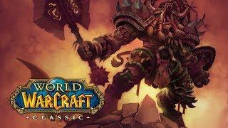 World of warcraft classic ( WOW ) стрим #5 . Прокачка pvp warlock с 1 до 60 уровня . Northdale