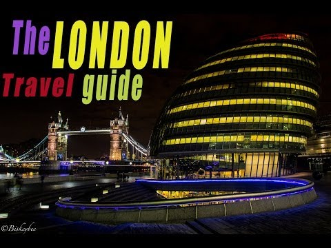 The Ultimate London travel guide for 2016