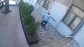 Mehmet Yılmaz - Skateboarding [FirstLongVideo] [ 1080p HD]