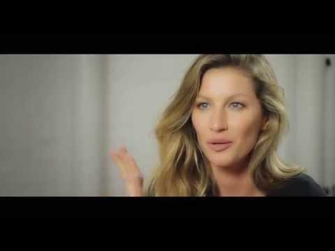 Gisele Bündchen Interviews Baz Luhrmann About Barneys New York Holiday 2014