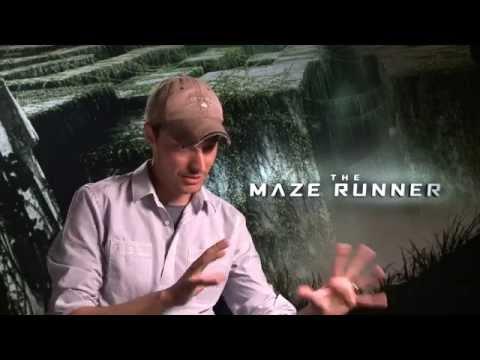 The Maze Runner - Wes Ball Interview | Empire Magazine