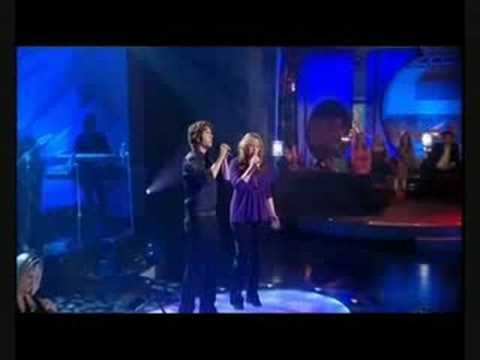 Charlotte Church with Josh Groban - The Prayer